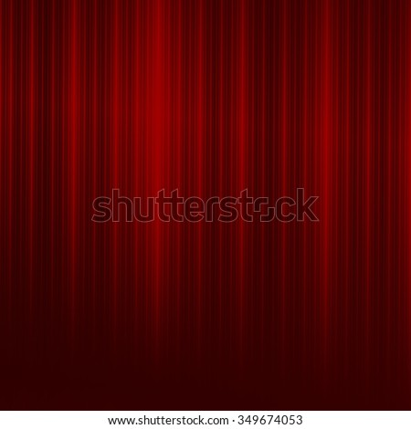 Elegant red lines background. Red color rays. Ornate line art. Creative dark back. Copy space for text. Special light effect. Shiny modern style wallpaper. For classic ad layout. Clean decor.