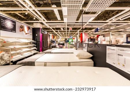 chengdu china jan 28 ikea store stock photo 70067929 shutterstock. Black Bedroom Furniture Sets. Home Design Ideas