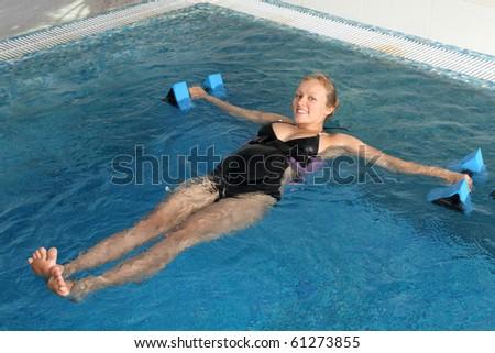 Little girl holds brush red grapes stock photo 101657641 shutterstock for Girl pregnant in swimming pool
