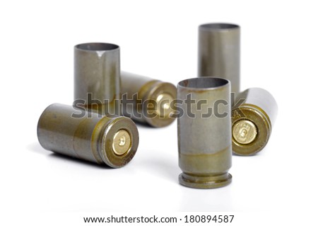 Bullet Cartridge Gun Closeup Stock Photo 62773429