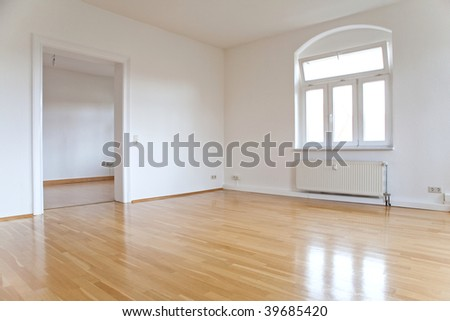Gliding Under Stair Pullout Cabinets Kitchen Stock Photo