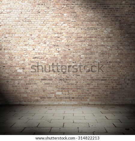 dark brick wall background basement beam stock illustration 141902947 shutterstock. Black Bedroom Furniture Sets. Home Design Ideas