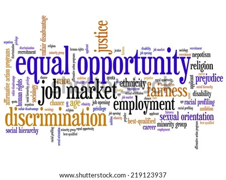 challenges pertaining to implementation of the equal opportunity in employment Diversity in the workplace: benefits, challenges diversity in the workplace: benefits managing diversity is about more than equal employment opportunity and.