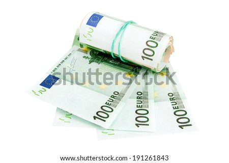 European Currency, 100 euro