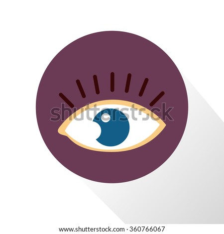 Eye color icon