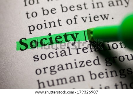 society synonym