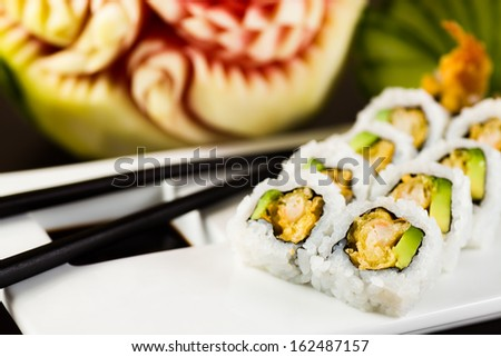 shrimp tempura roll calories  Related Pictures vegetable sushi rolls