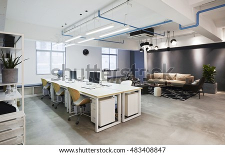 office modern. Fashion And Modern Office Interiors