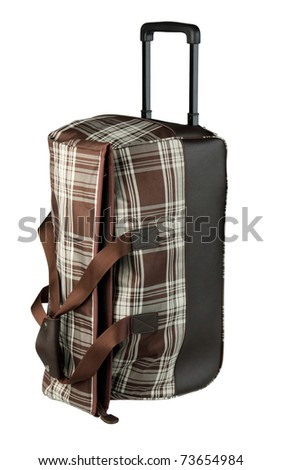 Feel safe when you keep your belonging in a nice leather suitcase