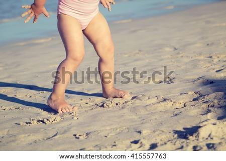 Naked beaches little girls