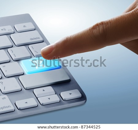 Fingers to keyboard buy now