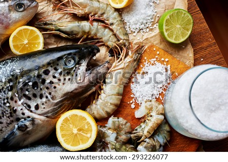 how to cook ocean tiger prawns