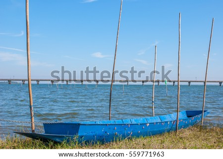 Fishing boat in Thailand