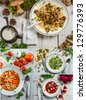 Flavors of Polish cuisine - stock photo
