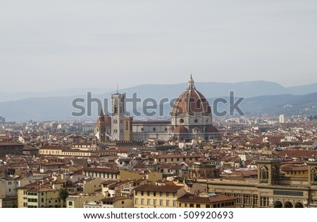 Florence city of Italy