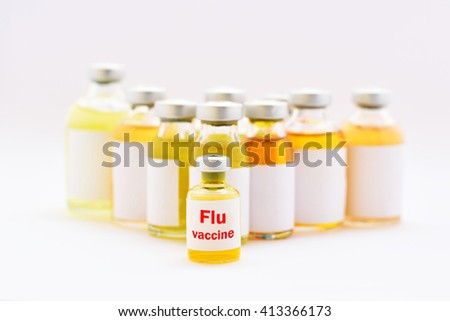 Flu (influenza virus) vaccine