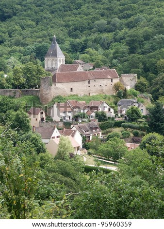 france creuse valley gargilesse village where the novelist george sand lived and wrote