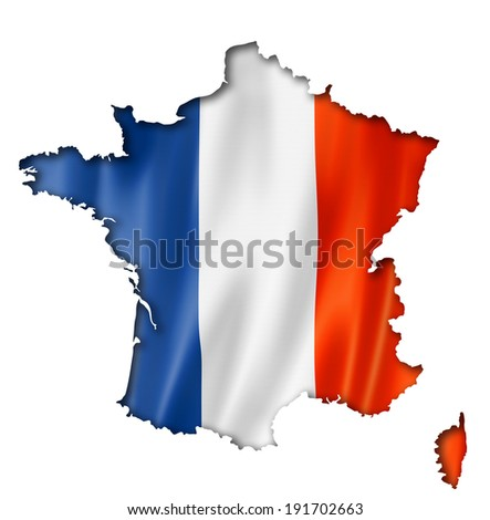 France map stock photos illustrations and vector art