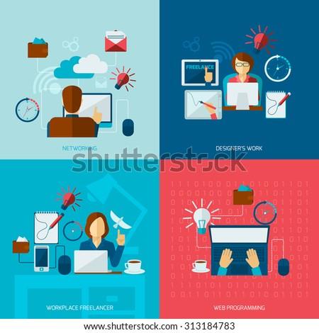freelance programming work