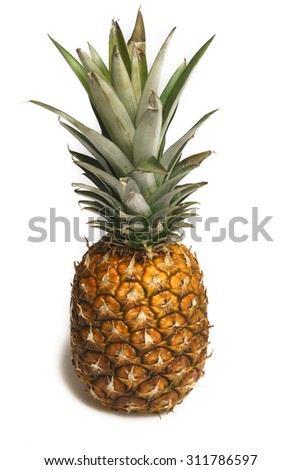 Fresh and Sweet Pineapple