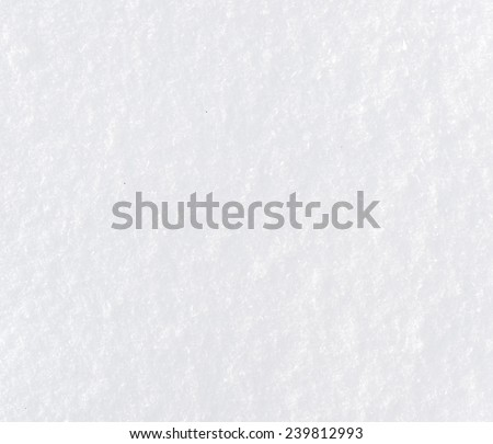 fresh snow texture great as any background