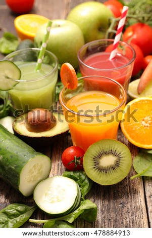 fruit and vegetable detox is a strawberry a fruit