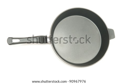 frying pan for the preparation of fried foods