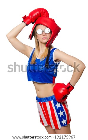 Boxer Stock Photos, Illustrations, and Vector Art