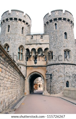 Gateway to Windsor Castle