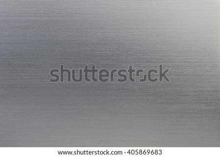 Genuine metal texture