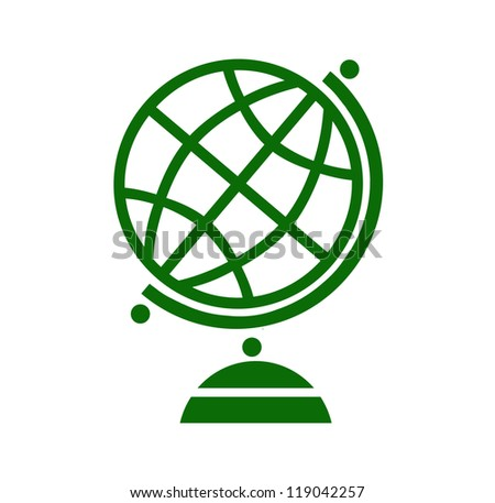 Simple globe Stock Photos, Illustrations, and Vector Art