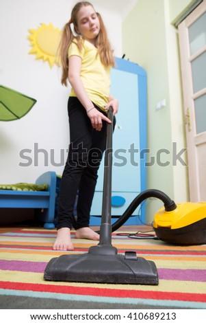 Pic Sexy Vacuuming