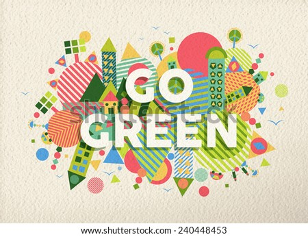 quote about green