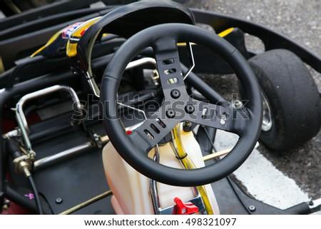 go kart tire washing machine
