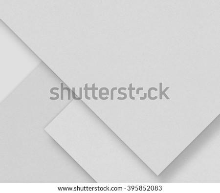Light Blank Paper Background Material Design Illustration – Blank Paper Background