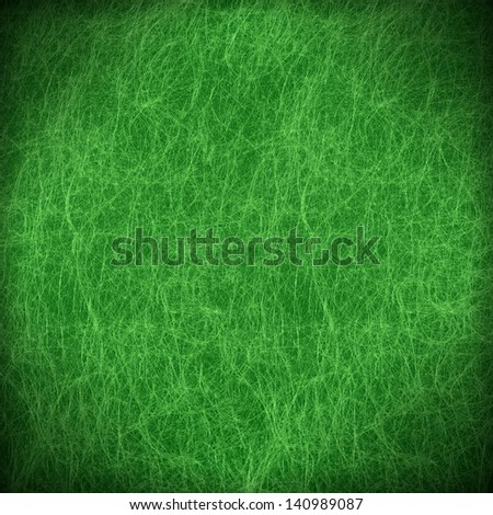 green abstract background or rough pattern texture