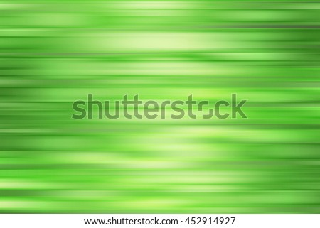 Green hues used to create abstract background