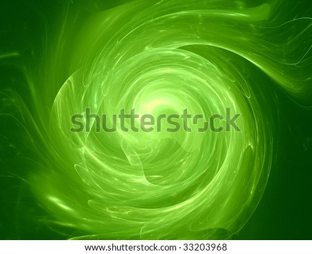 Green whirlpool / green energy whirl