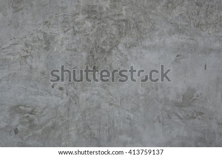 Grey concrete texture wall for background