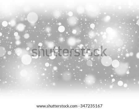 Grey Snow background