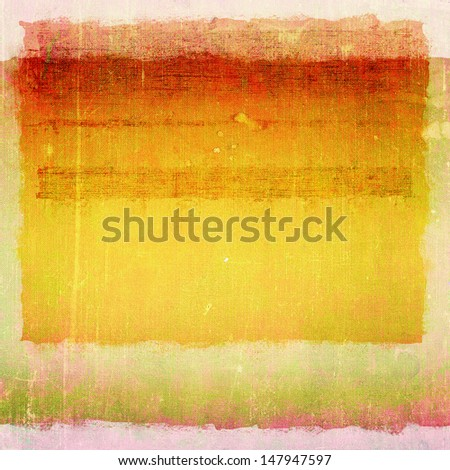 Grunge background with space for text or image. For creative layout design, vintage-style illustrations, and web site wallpaper or texture