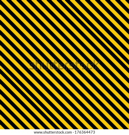 Grunge background with yellow and black lines