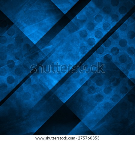 Grunge blue background