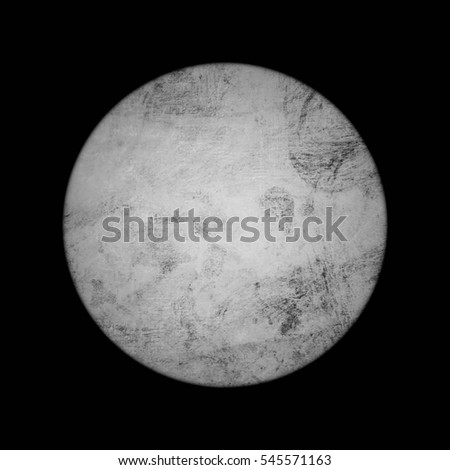 grunge circle background