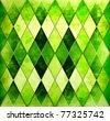 Grunge geometric background - stock photo