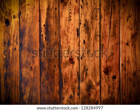Grunge old wood panels for background