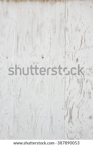 Grunge worn rough background texture with tons of character white plywood
