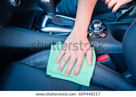 woman fastens seat belt safe driving stock photo 275197454 shutterstock. Black Bedroom Furniture Sets. Home Design Ideas