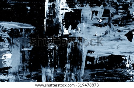 hand-painted abstract background