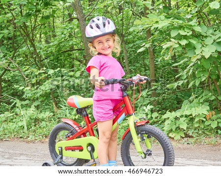 Helping Your Child Learn to Ride a Bike
